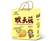 江�K豆本豆猴�^菇酥性�干1.36kg�Y盒