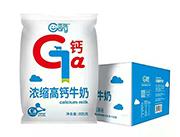 盖瑞钙a浓缩高钙牛奶205gX12包