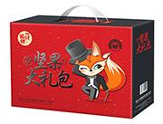一只狐狸坚果大礼包礼盒