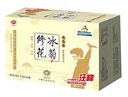 修花冰菊怀菊花枸杞植物饮品375ml×24瓶