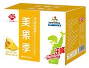 修花美果季冷榨菠萝汁果汁饮料500ml×15瓶