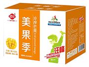 修花美果季冷榨芒果汁果汁饮料500ml×15瓶