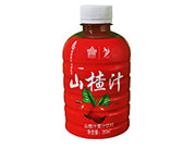 山楂汁果汁饮料350ml