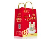 益正元乳酸菌饮品手提袋