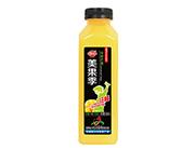 修花美果季冷榨芒果汁果汁饮料500ml