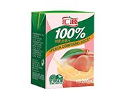 汇源果汁桃汁果汁饮料200ml