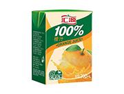汇源橙汁果汁饮料200ml