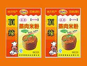 顶辣蒸肉米粉(麻辣)100克