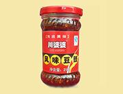 210克风味豆豉1×24瓶