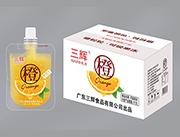 三辉橙可吸果冻5kg