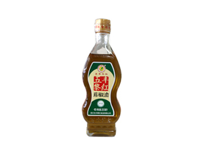 五丰黎红藤椒油265ml