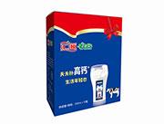汇源农谷高钙牛奶250mlx12盒