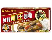 好侍咖王咖喱(中辣)90克