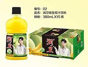 果多多哈密瓜汁饮料380ml×15瓶