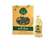 野岭压榨油茶籽油500ML