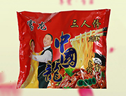 富龙中国龙三人份猪骨汤味