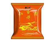 梦立方吉祥如意香辣牛肉面115g(长城)