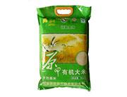 原甲天然香米(有机大米)5kg