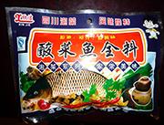 欣洁酸菜鱼全料300g