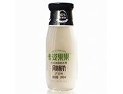 卡姿果果风味酸奶芦荟味280ml