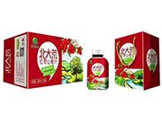 北大荒红枣山楂汁420ml×15瓶