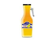 亓乐融元乐融芒果汁饮料1.5L(玻璃瓶)