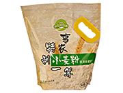 事农特制一级小麦面粉5kg