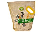 事农特制一级小麦面粉2kg