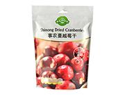 事农北美蔓越莓干300g