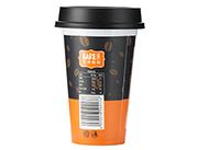 芭尔防弹咖啡冰酿椰子咖啡饮料320ml侧面