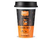 芭尔防弹咖啡冰酿椰子咖啡饮料320ml正面