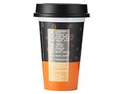 芭尔防弹咖啡冰酿椰子咖啡饮料320ml背面