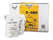 圣湖WO是一款酸奶风味发酵乳180g×10