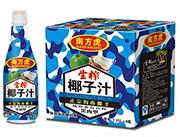 南方虎生榨椰子汁果肉型饮料1.25Lx6瓶