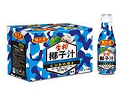 南方虎生榨椰子汁果肉型饮料500mlx15瓶