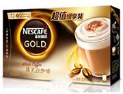 雀巢金牌臻享白咖啡580g