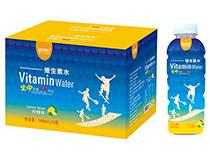 运动范儿柠檬味维生素水500ml×15瓶