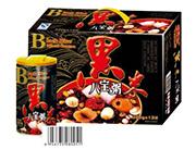椰星黑米八��粥��b320gx12x24罐