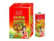 椰星龙眼爽水果饮料饮品240gx24罐