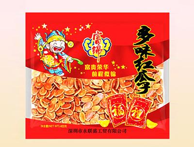富锦多味红瓜子400克