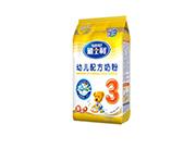 雅士利新配方系列400g袋�b幼�号浞侥谭�3段