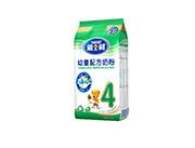 雅士利新配方系列400g袋�b幼童配方奶粉4段
