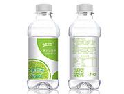 四季分享青柠味苏打水饮料375ml