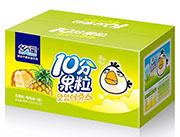 乡谣10分果粒菠萝味箱装