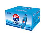 芭黎岛蓝色可乐箱