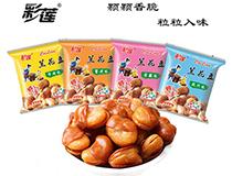彩莲兰花豆系列散称