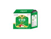 淇果庄园苹果醋1.5lx6瓶