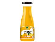 淇果庄园芒果汁大口瓶1.5l