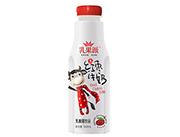 益和源乳果派红枣牛奶乳酸菌饮品500ml