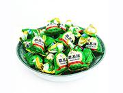 瀛厚德苹果脯 果脯 苹果脯散装500g北京零